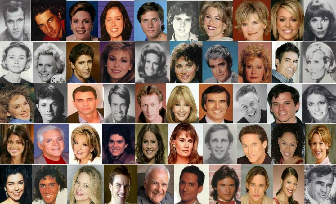 "Jason47's ""Days of Our Lives"" 12000th Episode Tribute! Exclusive Cast Photo: 1965-2013. """